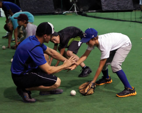Baseball & Softball Clinics | Extra Innings Muskegon