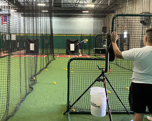 Baseball & Softball Instruction | Extra Innings Muskegon