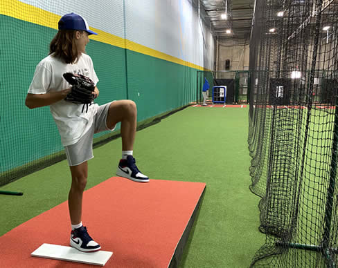 Indoor Multi-Use Baseball & Softball Tunnels | Extra Innings Muskegon