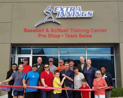 Extra Innings Franchise Location Opening