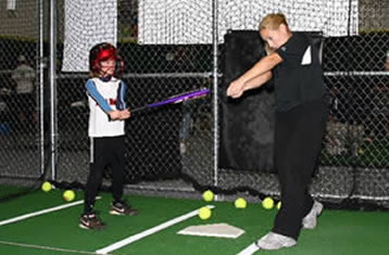 Baseball & Softball Instruction